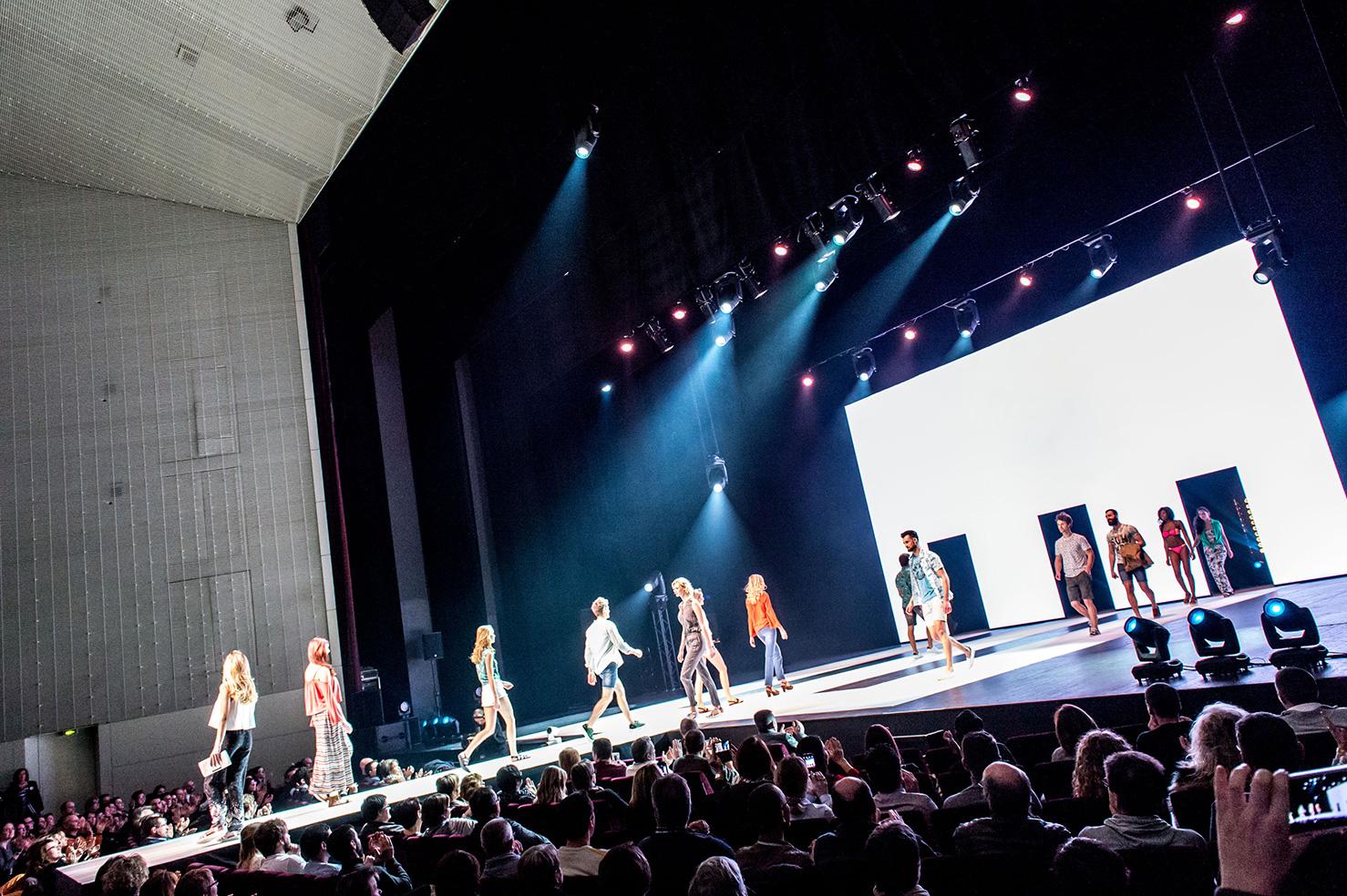 événement d'entreprise La Cité des Congrès de Nantes grand auditorium