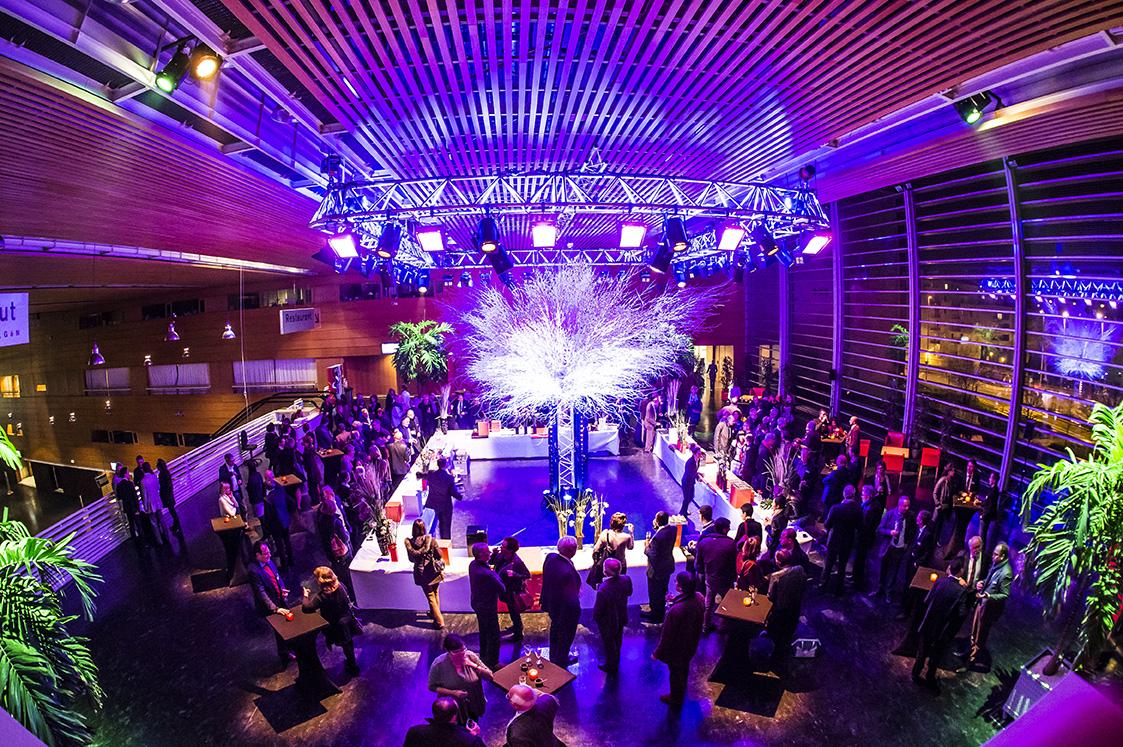 Soirée de gala La Cité des Congrès de Nantes