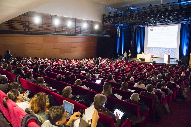 Auditorium 450 la cite des congrès de nantes