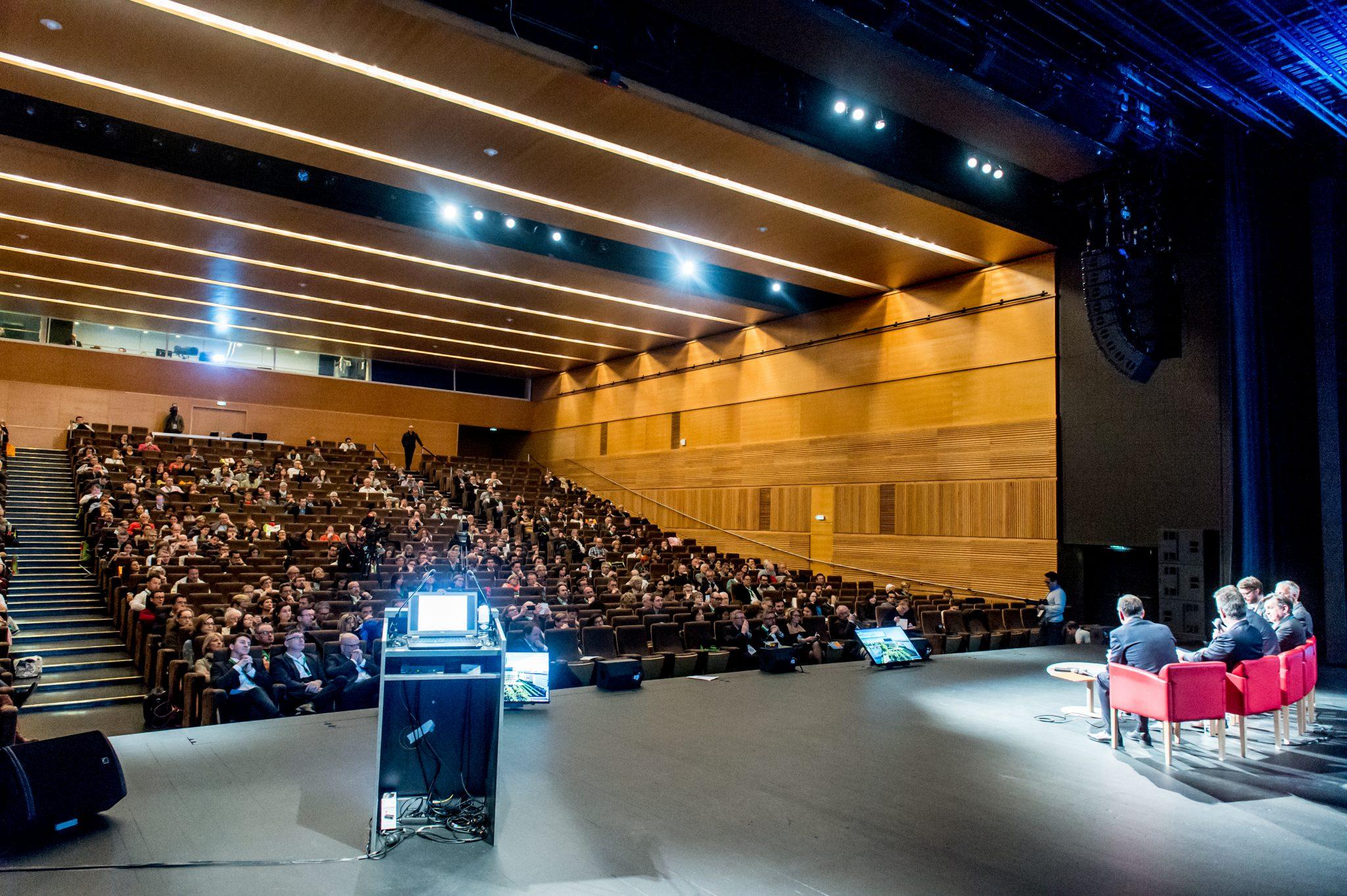Auditorium 800 La Cité des Congrès de Nantes