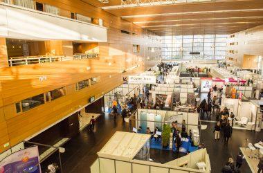 Grande Halle La Cité des Congrès de Nantes exposition salon