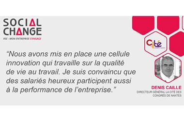 RSE Social Change La Cite des Congrès de Nantes